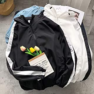FairOnly Men Sunscreen Outdoor Jacket Breathable Anti-UV Quick Dry Thin Fashionable Coat for Sports