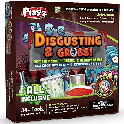 Playz Disgusting n' Gross...