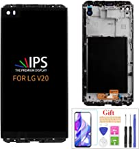 A-MIND LCD Replacemen Screen for LG V20 H918 LS997 US996 VS995 H990TR H910 H990ds H990 H915 F800L F800S F800K Full LCD Rep...