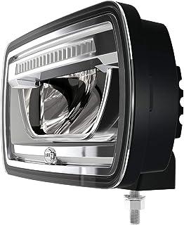 HELLA 1FE 016 773 001 LED Fernscheinwerfer   Jumbo LED   12/24V   Referenzzahl: 25   geschraubt   Kabel: 800mm   Stecker: offene Kabelenden