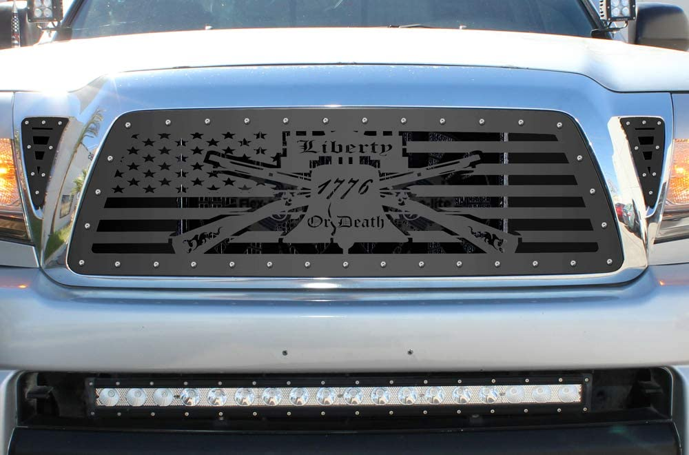 300 Industries Steel Grille Replacement Toyota for Now on Max 66% OFF sale 2005-2 Tacoma