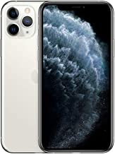 Apple iPhone 11 Pro, 256GB, Silver - Fully Unlocked (Renewed)