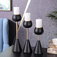 2 Pcs Candle Holders - Wedding/Dinning Candlestick for Home Decoration Wedding Candlelight Dinner Ornaments Home Decorations