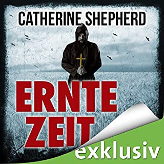 Erntezeit audiobook cover art