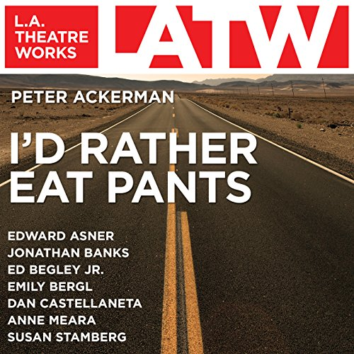 I'd Rather Eat Pants audiobook cover art