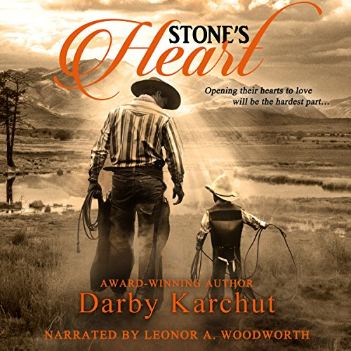 Stone's Heart audiobook cover art