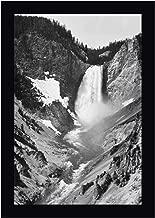 Yellowstone Falls, Yellowstone National Park, Wyoming. ca. 1941-1942 by Ansel Adams 17