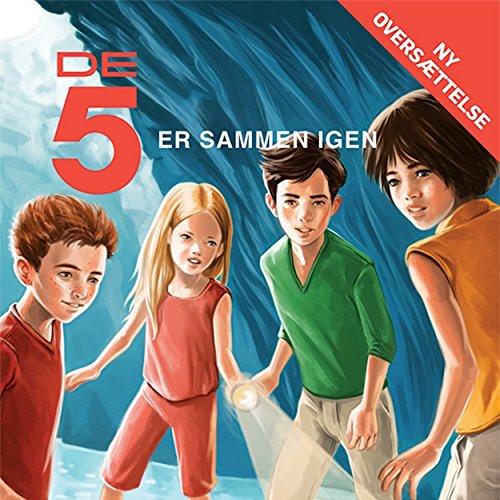 De 5 er sammen igen audiobook cover art