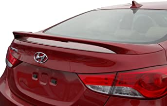 Factory Style Spoiler for the Hyundai Elantra Painted in the Factory Paint Code of Your Choice 509 S7U
