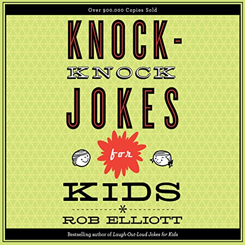 Knock-Knock Jokes for Kids audiobook cover art