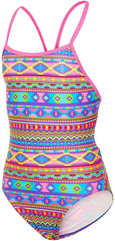 Maru Girls Aztek Wonder Pacer Fly Back Swimsuit