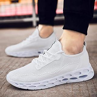 Athletic Walking ShoesMan Sneakers Sport Running Man Shoes Men'S Sports Shoes Men'S White Tennis Mesh Workout Jogging
