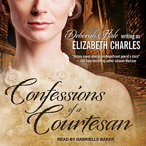 Confessions of a Courtesan audiobook cover art