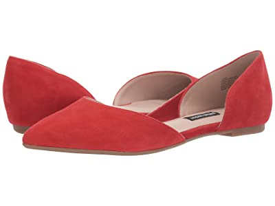 Nine West Starship (Fiery Red) Women
