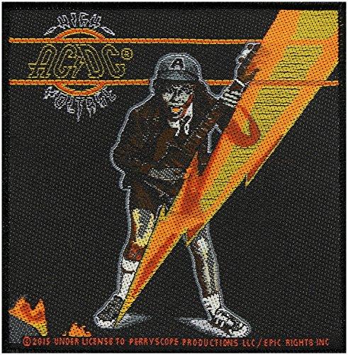 Desconocido AC/DC Parche High Voltage álbum–Patch Tejida 10x