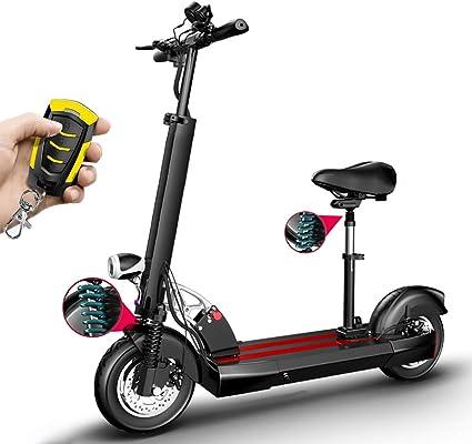 Patinete Electrico Adulto, Plegable Electric Scooter para ...