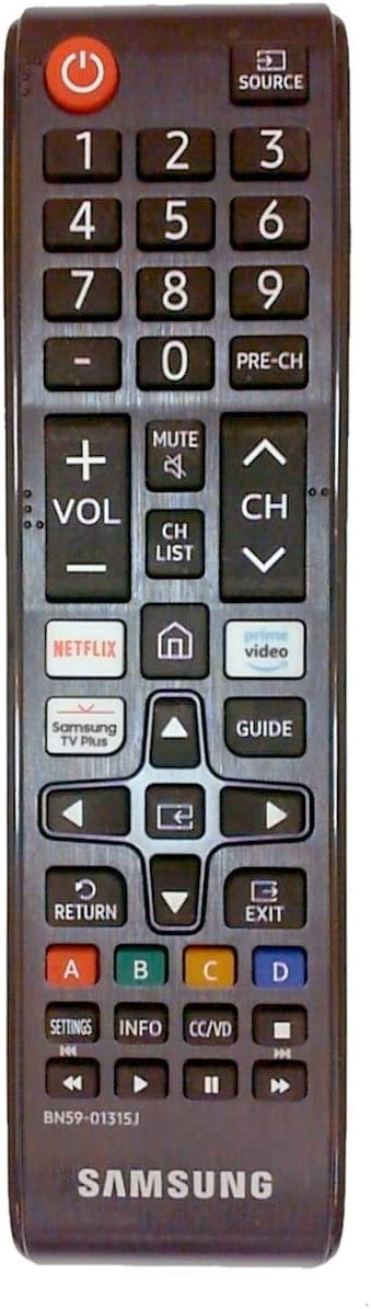 Universal Remote Control for Samsung Smart TV BN59-1315B ...