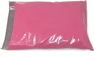 Shop4Mailers 9 x 12 粉色聚乙烯袋邮寄信封,2 毫米 1000 Pack 粉红色