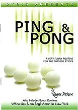 Ping and Pong (Dobson Wayne)