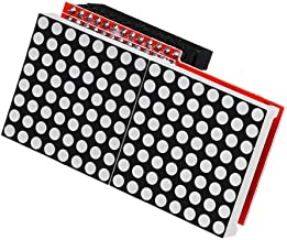 Electronic Module 8x16 MAX7219 LED Dot Matrix Screen Module for A-r-d-u-i-n-o - products that work with official A-r-d-u-i...