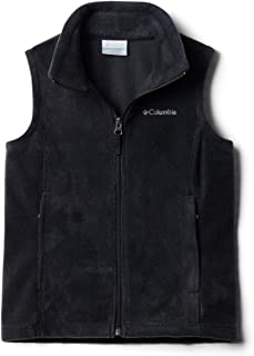 columbia girls benton springs fleece vest