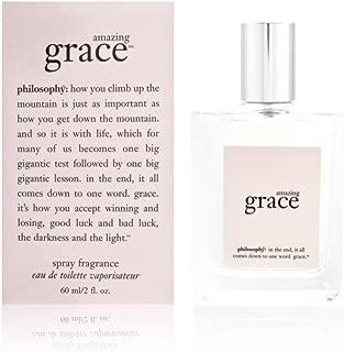 Philosophy Amazing Grace Eau De Toilette Spray for Women, 2 Ounce