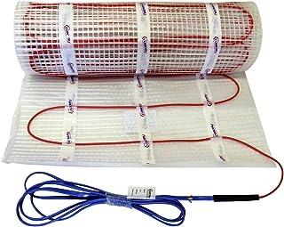 EXTHERM ECO Estera De Cable De Calefacción Eléctrica - Diferentes Tamaños - 4,5m² - Calefacción Eficiente Por Suelo Radiante Eléctrico 150W/m² - Tecnología TWIN - Сlase A +++