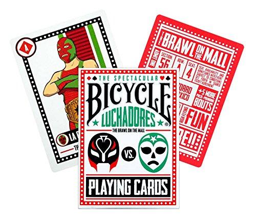 Cartes Bicycle Luchadores