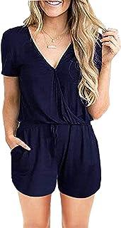 PRETTYGARDEN Women's Summer Casual Short Sleeve Loose...