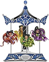 Bradford Exchange The Enchanted Dreams Carousel Dragonling Fairies by Jasmine Becket Griffith