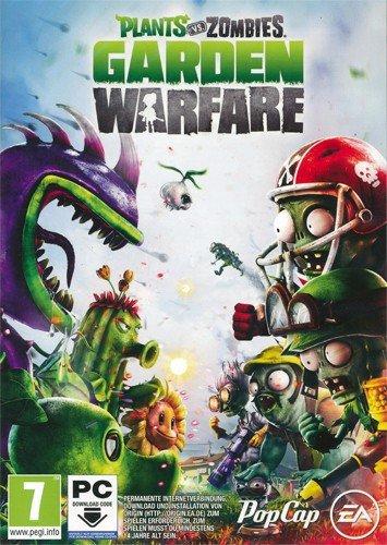 Pflanzen gegen Zombies: Garden Warfare [Download-Code, kein Datenträger enthalten] [AT-Pegi]