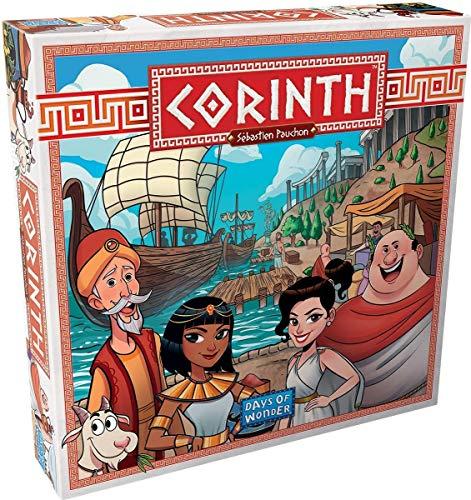Days of Wonder DOW8801 Corinth