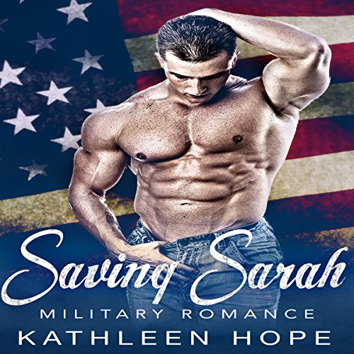 Saving Sarah audiobook cover art