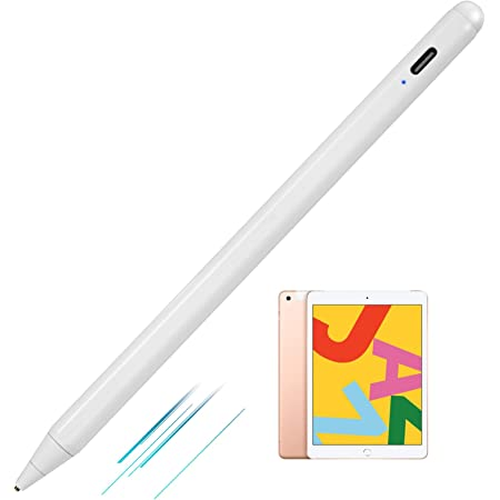 Broonel Red Fine Point Digital Active Stylus Pen Compatible with The Samsung SM-T590 Galaxy Tab A 10.5