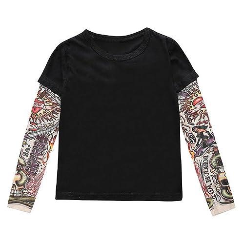 Tattoo Clothes: Amazon.com