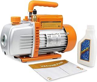 comprar comparacion BAOCNEG Bomba de Vacío de Doble Etapa, 120 litros/min, 0.01Pa, 370W