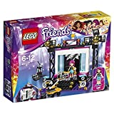 LEGO - 41117 - Friends - Jeu de Construction - Le Plateau TV Pop Star