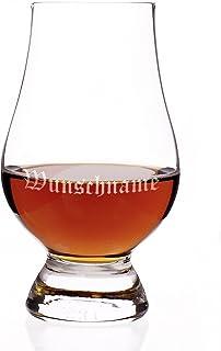 Glencairn The Glencairn Glass - Edles Whiskeyglas mit gratis Gravur - Old English -