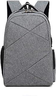 Smart USB Charging Backpack Casual Business Waterproof Notebook Backpack