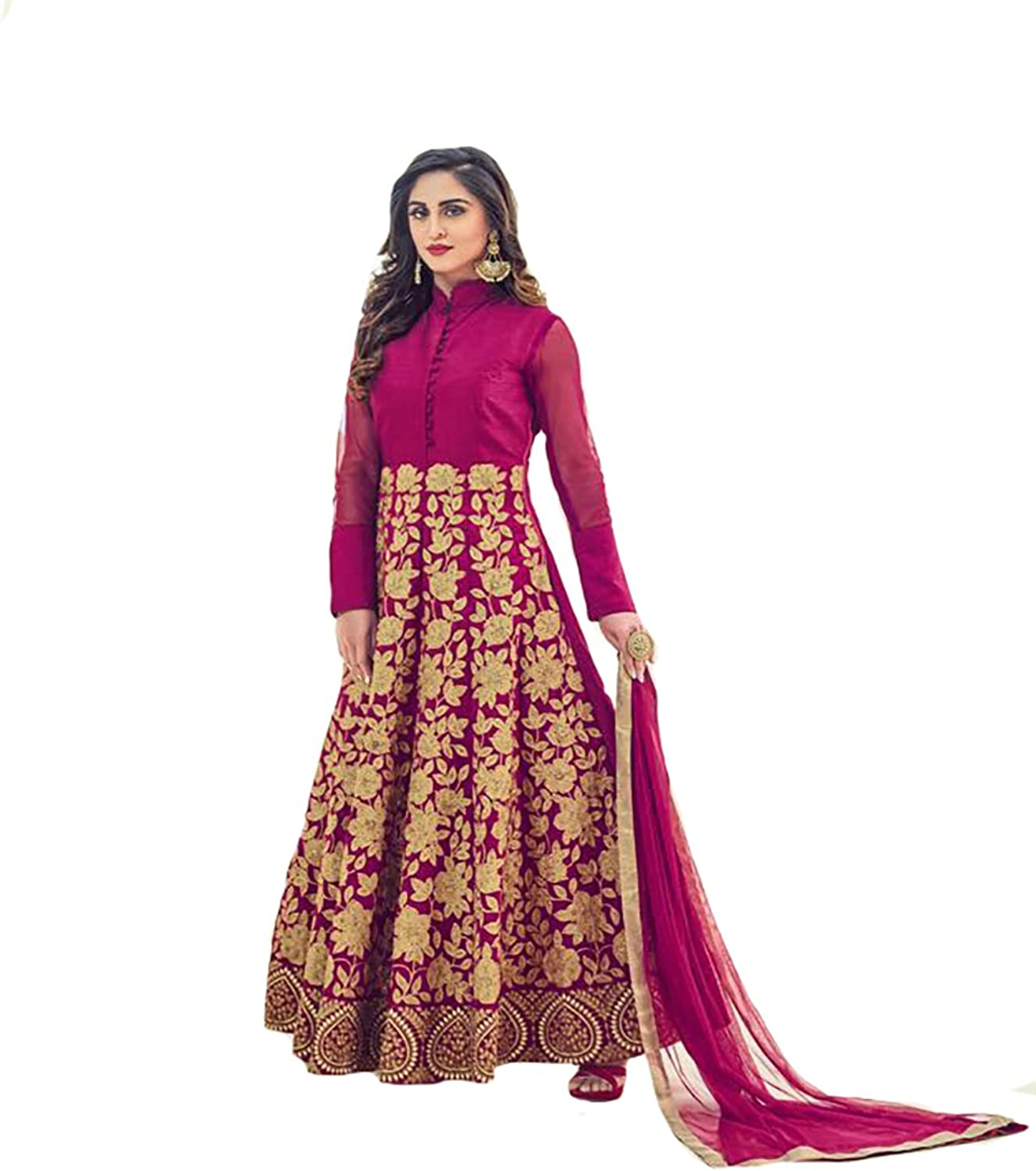 New Launched Collection Anarkali Salwar Kameez suit Ceremony Muslim Women 8718