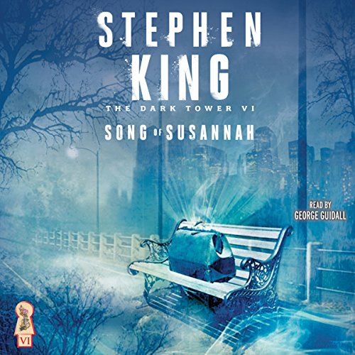 Song of Susannah     The Dark Tower VI              Written by:                                                                                                                                 Stephen King                               Narrated by:                                                                                                                                 George Guidall                      Length: 14 hrs and 9 mins     79 ratings     Overall 4.7