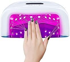 Best cordless uv led nail lamp Reviews