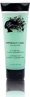 Bon Vivant Salon Peppermint Clean Healing Shampoo With Tea Tree And Peppermint Oil - 7oz - For Men, Women, And Children; Nourishes The Scalp