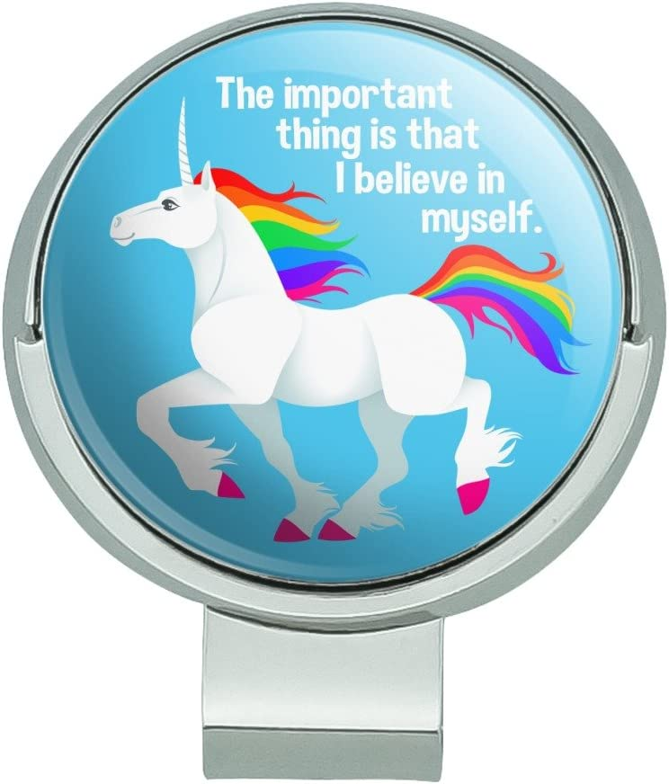 GRAPHICS MORE Unicorn The Important Thing Max 55% OFF is I Believe Gorgeous That in