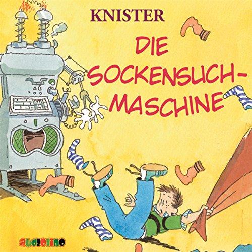 Die Sockensuchmaschine Titelbild