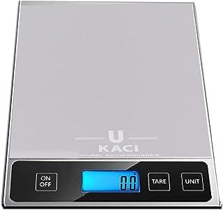 Ukaci Balance Cuisine Electronique 15kg //33lb, Balance numérique avec LCD, Balance de cuisine alimentaire, Balance de cui...