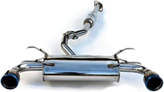 Invidia (HS12SSTG3T) Q300 Cat-Back Exhaust System with Titanium Rolled Tip for Subaru BR-Z/Scion FR-S