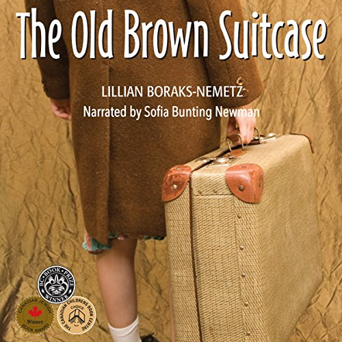 The Old Brown Suitcase audiobook cover art