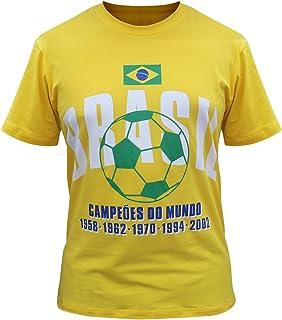 c4eb643005de Amazon.es: camisetas brasil: Ropa