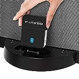 Fanxoo DockPro Bluetooth 5.0 aptX Adaptador 30 Pin Adapter Receptor de Baja Latencia...